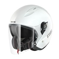 Shark Rsj Helmet White