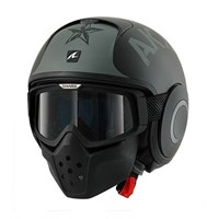 Shark Streetfighter Raw Soyouz helmet matt black