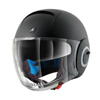 Shark Nano helmet matt black