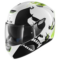 Shark Skwal Instinct Helmet - Green