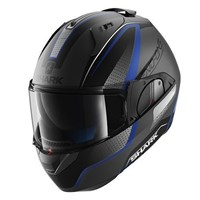 Shark Evo-One Astor helmet - black/blue