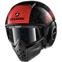 Shark Streetfighter Drak Tribute Helmet KRA