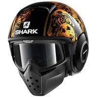 Shark Streetfighter Drak Sanctus Helmet KOO