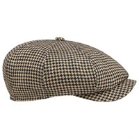 Stetson Eight Panel Houndstooth