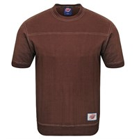 Retro Legends Plain T-Sweat - Brown