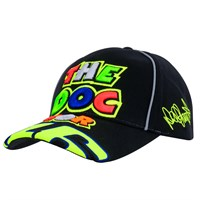 Rossi 2016 The Doctor Cap - Black