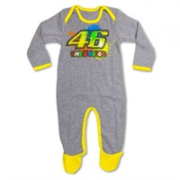 Rossi 2016 Baby Overall 46 Paint - Grey