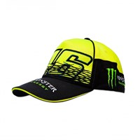 Rossi 2017 Monster Cap Black/Yellow