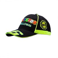 Rossi 2017 The Doctor Vale Cap Black
