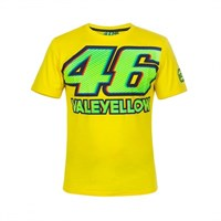 Rossi 2017 46 Vale Yellow T-Shirt