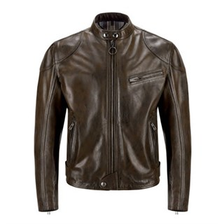 Belstaff Supreme Wax Leather Jacket