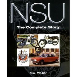 NSU. The complete story