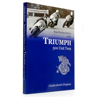 Road Racing History of The Triumph 500 Unit Twin