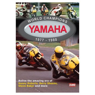 Yamaha World Champions 1977-1980
