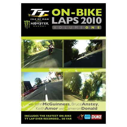 TT On Bike Laps 2010 Vol 1