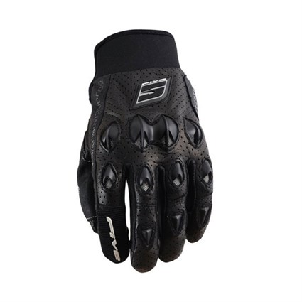Five Stunt Leather Air glove black