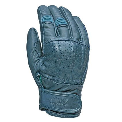 Roland Sands Barfly glove - Steel