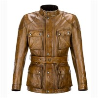 Belstaff Aintree jacket - burnt cuero
