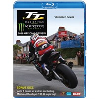 The Official Review of the 2016 Isle Of Man TT Blu-ray