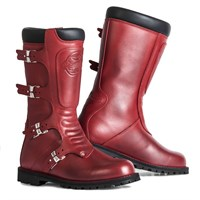 Stylmartin Continental boot - Red