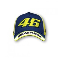 Rossi 2016 Yamaha Team Kids Cap - Blue/Yellow