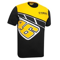 Rossi 2016 Heritage T-Shirt Yellow/Black