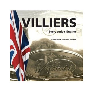 Villiers. Everybodys  Engine