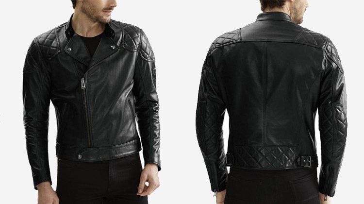 Belstaff Ivy leather jacket