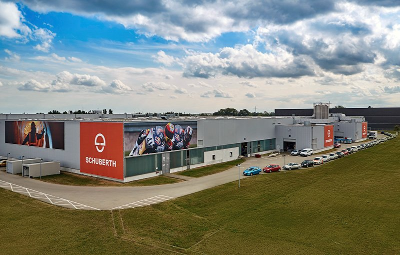 Schuberth factory