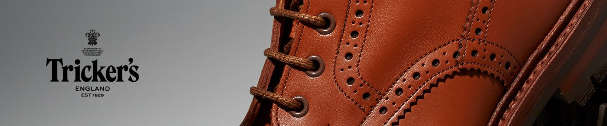 Trickers Motorcycle Boots