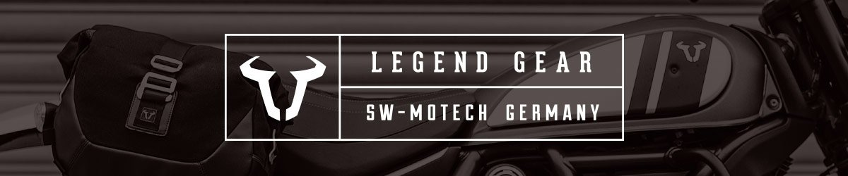 SW Motech Motorcycle Luggage