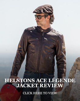 Ace Legende jacket review
