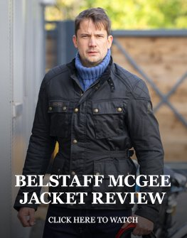 Belstaff McGee jacket review