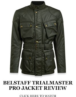 Belstaff Trialmaster Pro jacket review