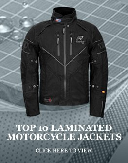 Top 10 laminated motorcycle jackets