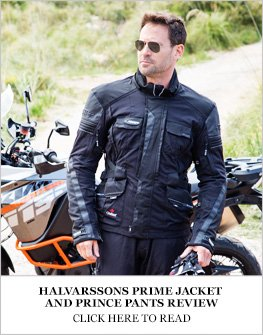 halvarssons prime jacket and prince pant review