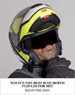 Schuberth Helmet review