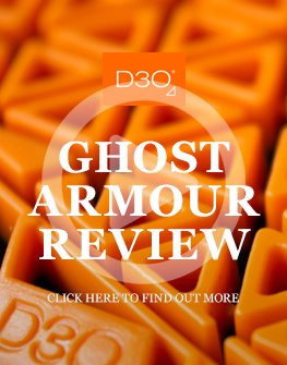 D3O Ghost armour review