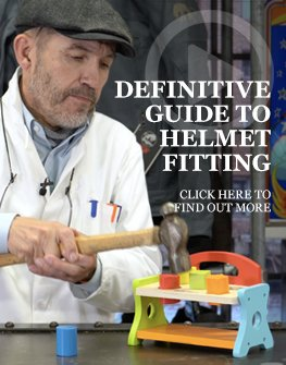 Definitive guide to motorcycle helmet fitting