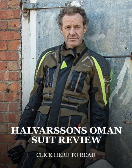 Halvarssons Oman suitreview