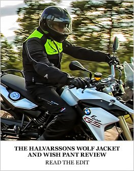 Halvarssons Wolf jacket and Wish pants review