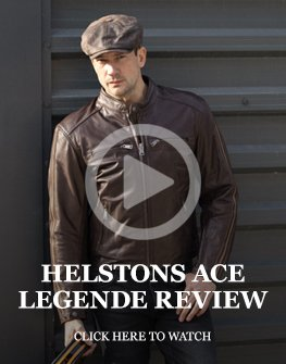 Helstons Ace Legende jacket review