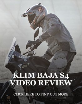 Klim Baja S4 review