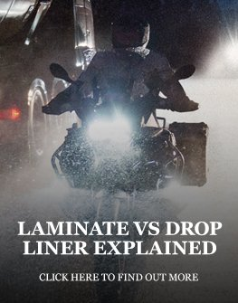 Laminate vs drop-liner explained
