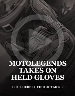 Motolegends takes on Held gloves