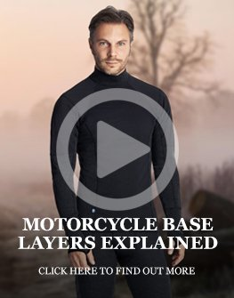 Motorcycle base layers explained