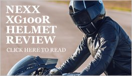 Nexx XG100R helmet review