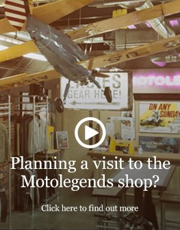 Planning a visit to the Motolegends shop