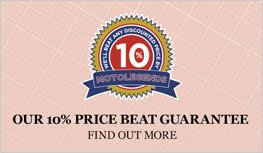 10% Price Beat Guarantee