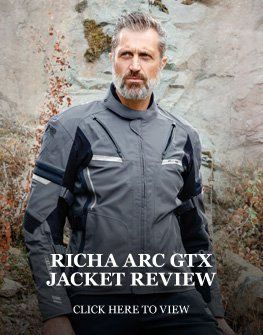 Richa Arc jacket review
